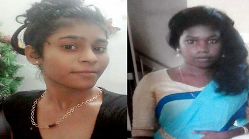 Two girls reported missing surrender to police; One still missing