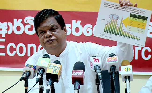Next govt will face worst debt crisis in 2025 – Bandula