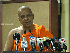 Stance of Malwathu and Asgiri Joint Sangha Council on Constitution explained (English)