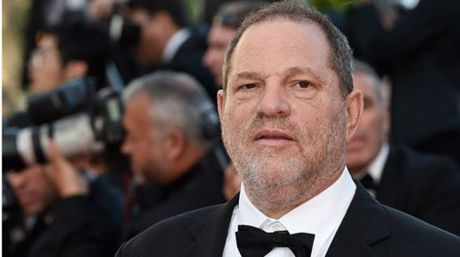 Harvey Weinstein sacked following sexual harassment claims