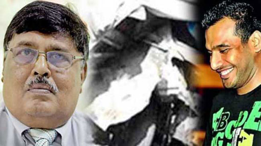 Wasim Thajudeen Murder; former Colombo Chief JMO surrenders to court