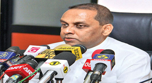 Irregularities of the present government would be voiced - Amaraweera
