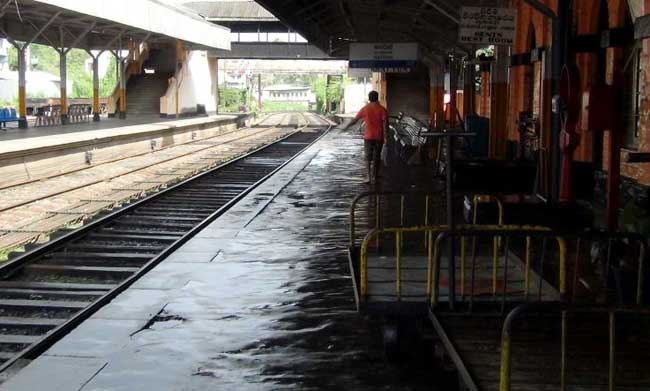 Railway employees to go on strike from midnight tomorrow