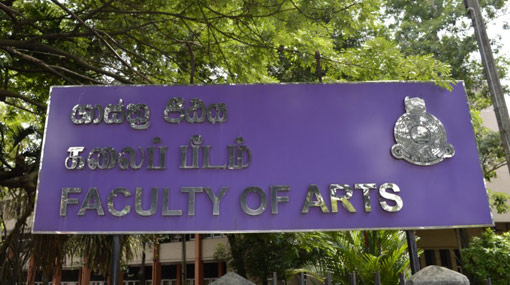 Colombo University Arts faculty closed following clash between students