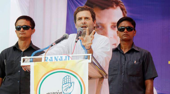 I felt bad when I saw Prabhakaran's body - Rahul Gandhi