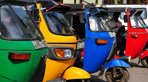 Monthly payment scheme for three-wheeler meters to be introduced - NCRS