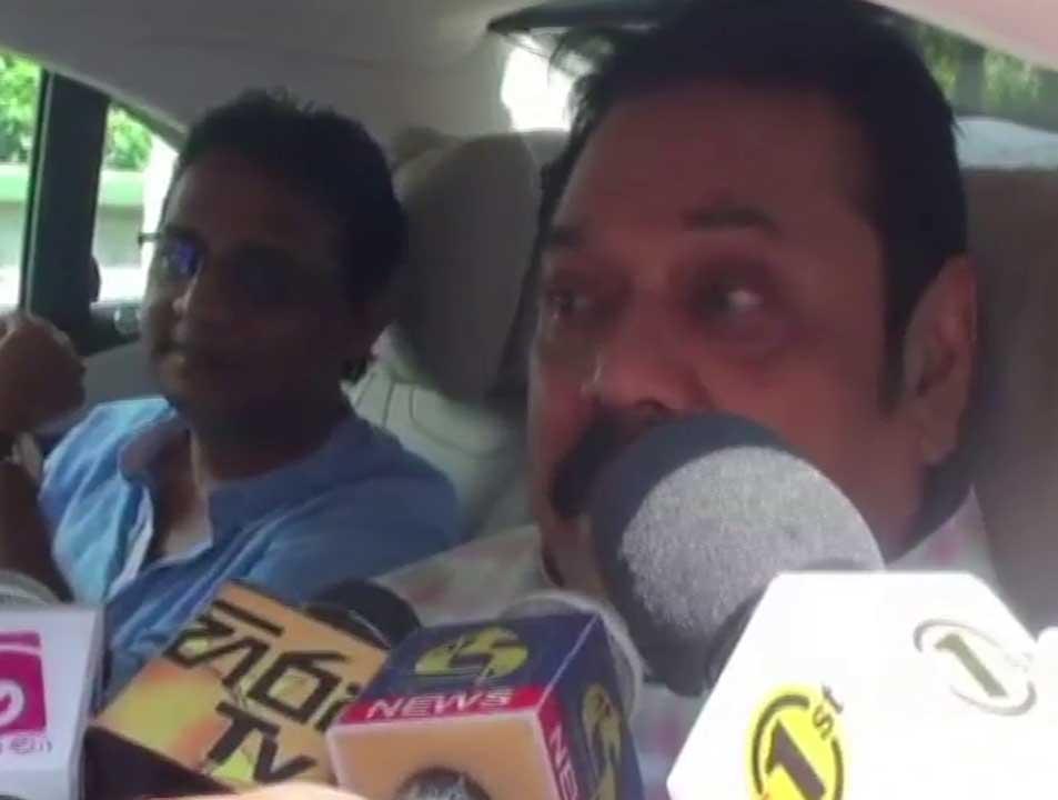 Govt has taken away ministerial powers - Rajapaksa (English)