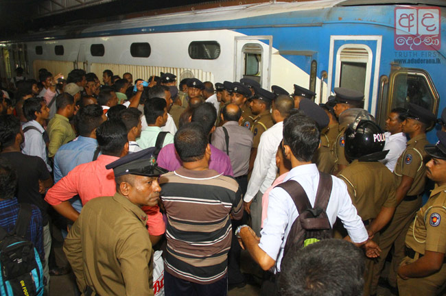 Railway trade unions to continue strike tomorrow